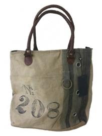 Canvas Shopper No 208!