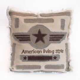 Sierkussen American Living Style