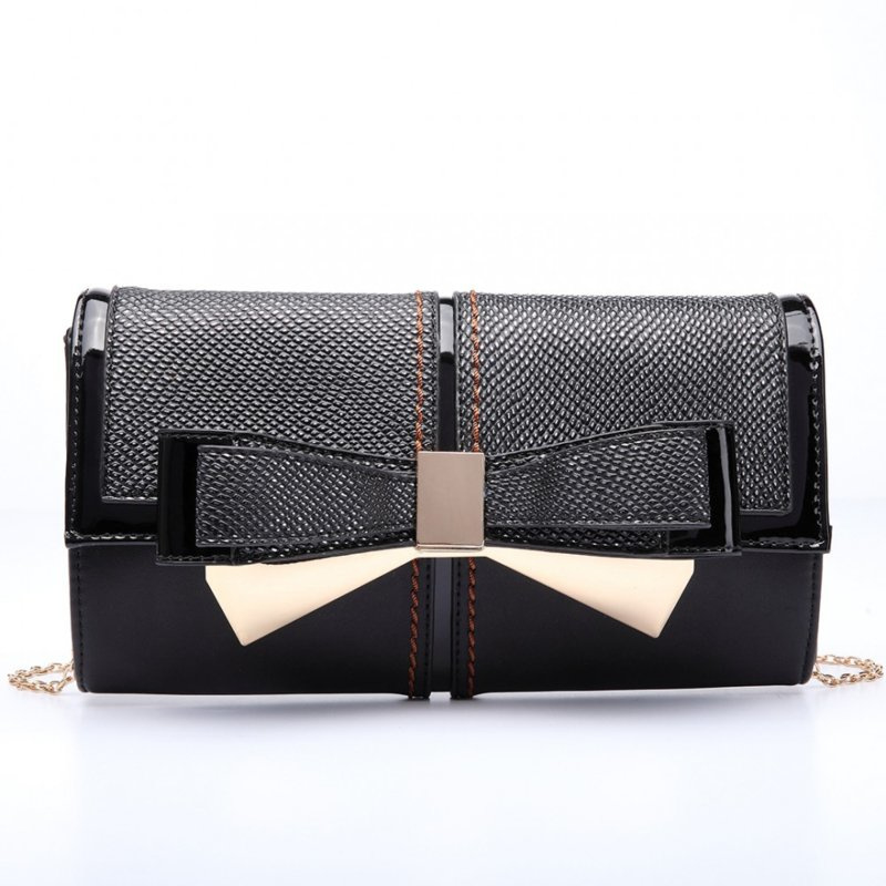 Miss Lulu Clutch Black