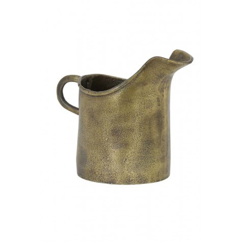 Kan Deco  Tonaya Ruw Antiek Brons S