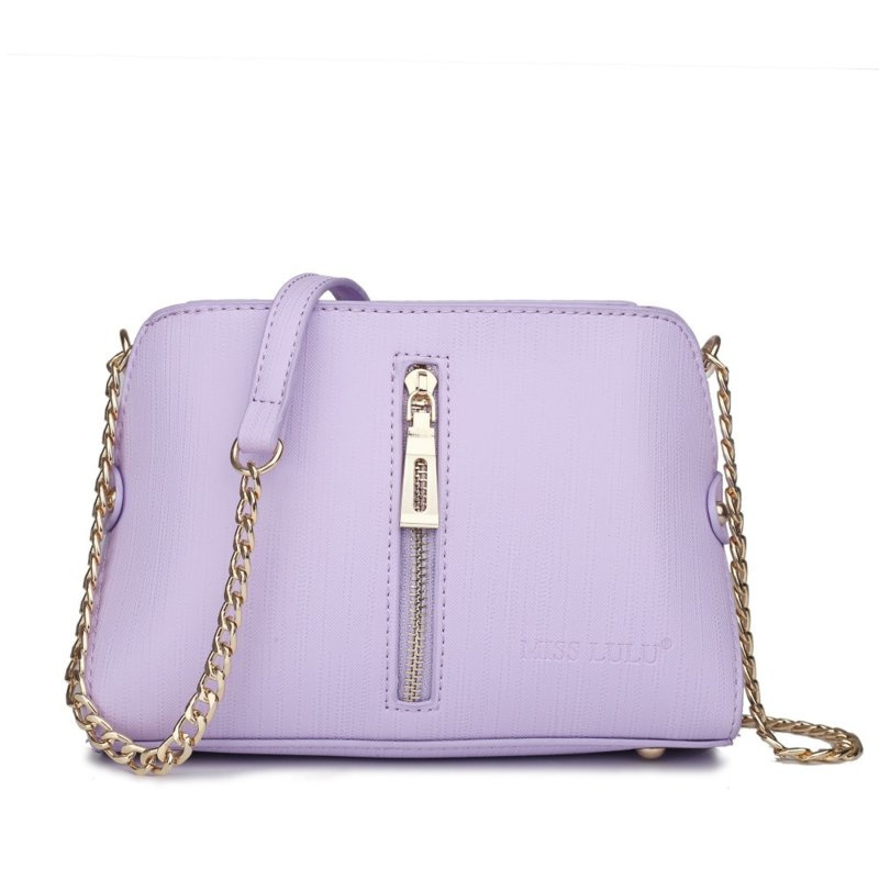 Miss Lulu Cross Bag Lila