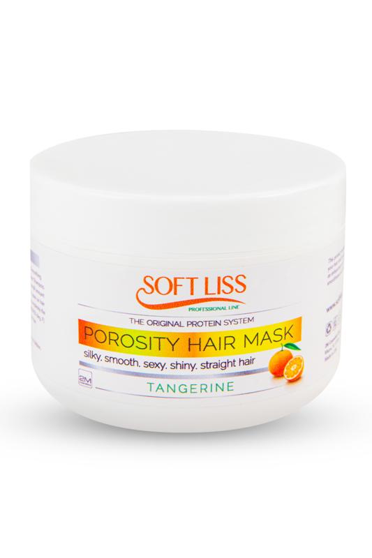 2 stuks Porosity Hairmask Softliss (8oz)