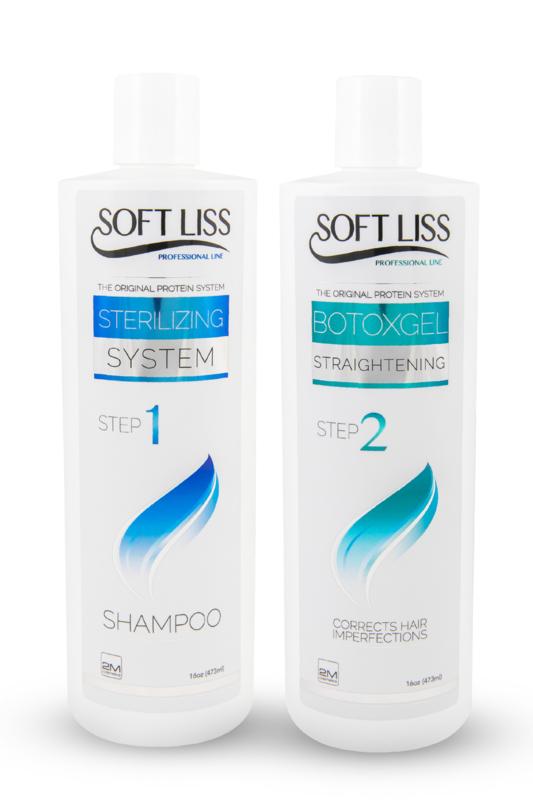 Botoxhair Kit Softliss (16oz)