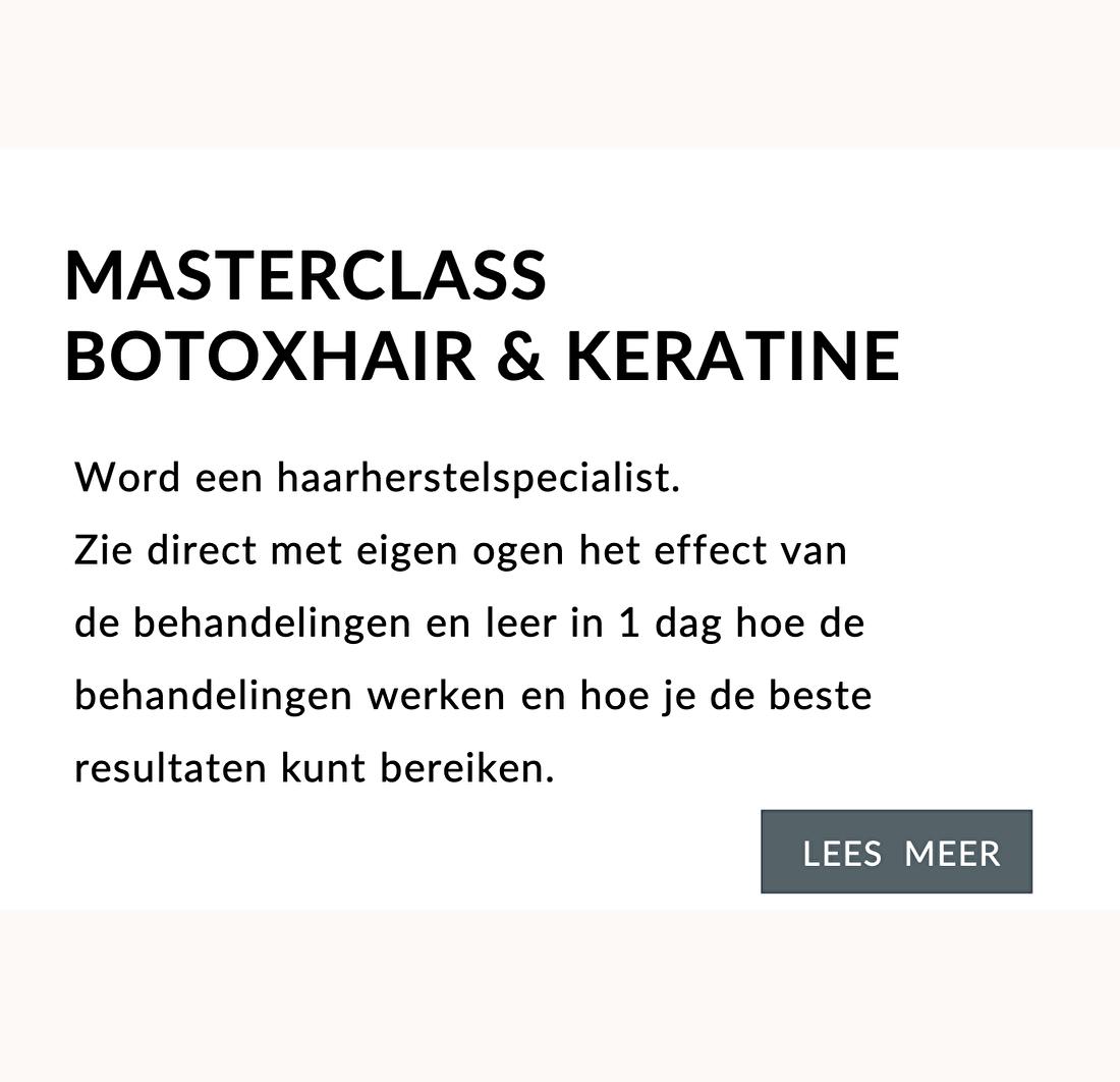 keratine en haarbotox