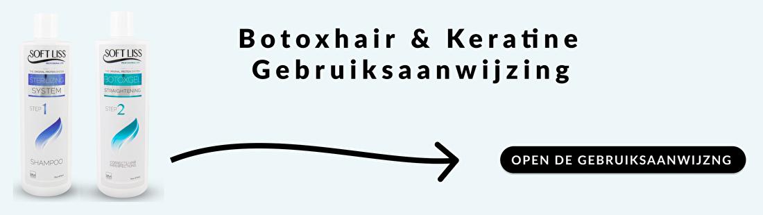 botoxhair en keratine