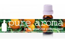 Pure geconcentreerde geurstof Citrusgenot