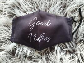 Mondkapje Good Vibes