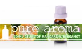Pure geconcentreerde geurstof Mandarijn/Bergamot