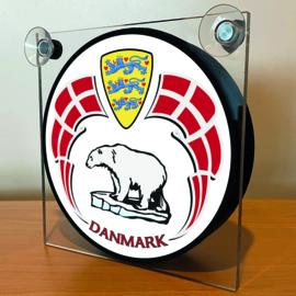 Danmark Ijsbeer (Wit) - Lichtbakje