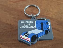 3D sleutelhanger Truckers Club Nederland