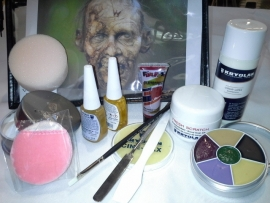 zombie make-up set