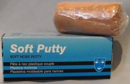Soft putty