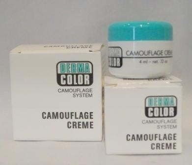 Camouflage crème