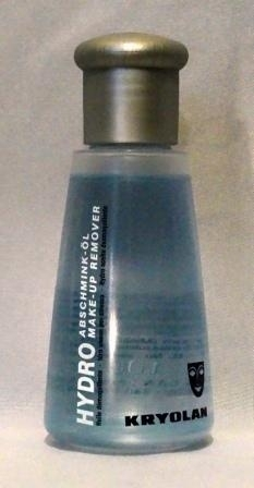 Hydromake-up remover