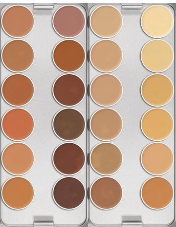 Dermacolor camouflage palet 24kl