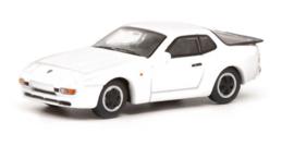 S26597 Porsche  wit 944 1:87