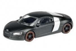 Audi R8 Concept Black. 1:87 Sch25819