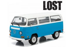 "VW Type 2 Bus 1971 ""Darma Van Lost"" 1:24 GL84033"