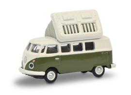 S26604 VW T1C Camper, gr./w. 1:87