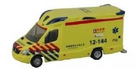 MB Ambulance Kennemerland. 12-144 1:87 Ri68609