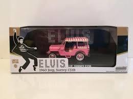 Elvis 1960 Jeep, Surrey CJ3B (GL02341)
