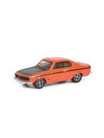 Opel Manta A GT/E, oranje/zwart(Sch26518)