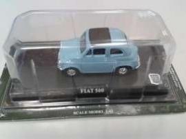 F1500b Fiat 500 in blister.