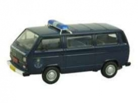 VW T3b Kon. Marechaussee.   1:43 PrCl13050-008