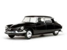 Citroën DS19 1956 Black 1:43 Vit23504