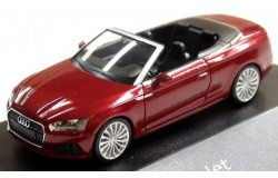 AUDI A5 CABRIOLET 2017  Her501.17.053.21