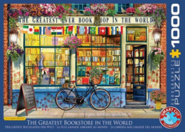 The Greatest Bookstore in the World. (1000)Eur5351