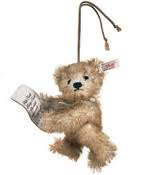 Steiff Bear ornament Singer EAN 037603