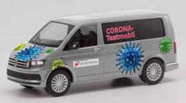 H096133 VW T6 Corona Testmobil 1:87