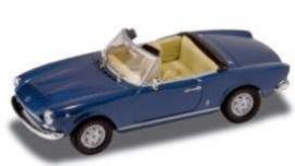 Fiat 124 Spider (Blue)