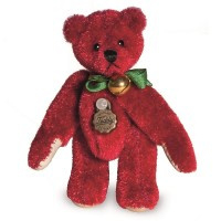 NEW! 15443 Teddy ruby red.
