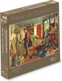 Mannenhuishouding - M. van D. (1000) Nr.010