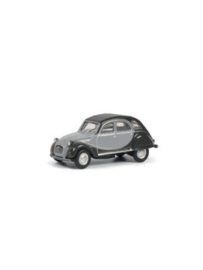 Citroën 2CV Charleston, grijs/zwart (Sch26514)