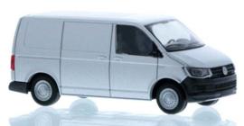 R11681 VW T6 (dicht), kort, zilver 1:87