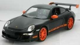 Porsche 911 gt3RS. Welly22495bk.