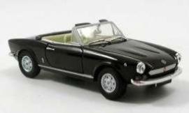 Fiat 124 Spider (Black)