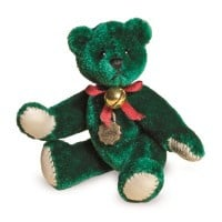 NEW! 15441  Teddy fir green.