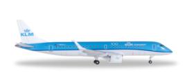 Embraer ERJ 190 KLM Cityhopper 100 jaar (NL)