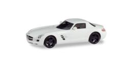 MB SLS AMG wit (zwarte velgen) H420501