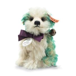 Steiff Molly hond replica 1927 10 cm. EAN 403439