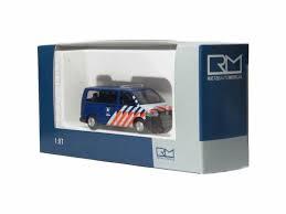 VW T5 Politie NL 1:87 Ri53419