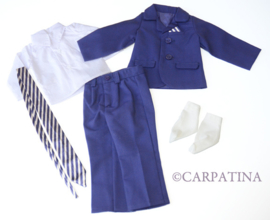 JA001 ~ Blue Suit Outfit