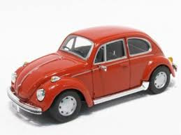 VW Kever 1200 1:43 Car251ND-012A