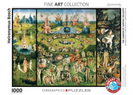 The Garden of Earthly Delights (1000) Eu0830