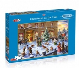 G3506 Christmas at the Hall (500 XXL)