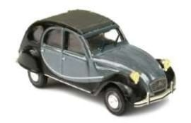 Citroën 2CV6 Charleston. 1:43 Nor151323